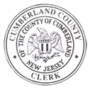 Cumberland County New Jersey Official Seal