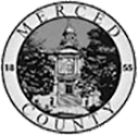Merced County California Official Seal